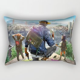 Gunners Rectangular Pillow