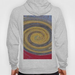 Swirl 02 - Colors of Rust / RostArt Hoody
