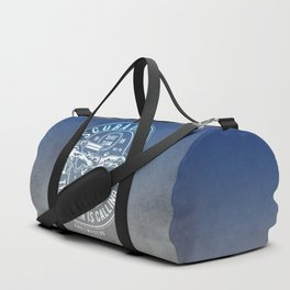 The Ocean Is Calling And I must Go Scuba Diving Duffle Bag