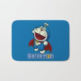 SUper Doraemon Bath Mat
