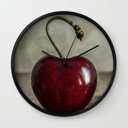 Juicy Cherry Wall Clock