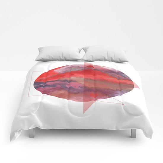 Watercolor S. 05 Comforters
