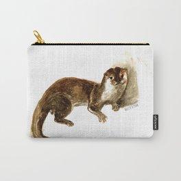 Totem otter: Amblonyx cinerea Carry-All Pouch