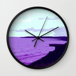 New Victoria Shores Wall Clock