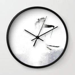 Oystein Braaten - innrunn switch'n Wall Clock