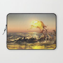 out of water Laptop Sleeve