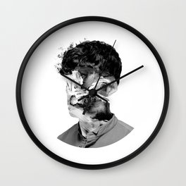 Tragedy 03 Wall Clock