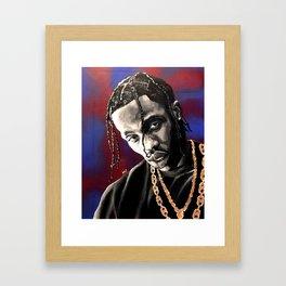 Travvvey Framed Art Print