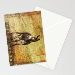 old portrait Stationery Cards