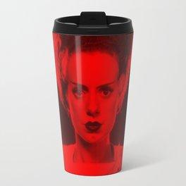 Elsa Lanchester - Celebrity (Photographic Art) Travel Mug