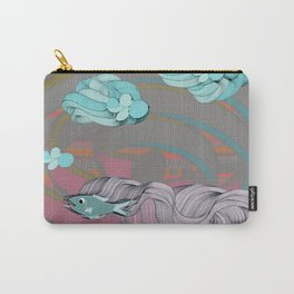 The eternal quest for happiness Carry-All Pouch