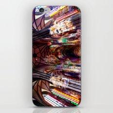 Take my breath away iPhone & iPod Skin