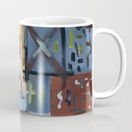 Colourful Chaos Coffee Mug
