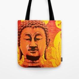 Buddha - A Deep Meditation Tote Bag