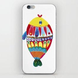 Fish3 iPhone Skin