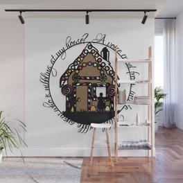 Hansel and Gretel Print Wall Mural