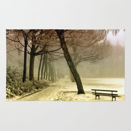 Cold Tranquility Rug