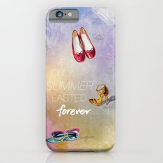 If only summer lasted forever...  iPhone 6s Slim Case