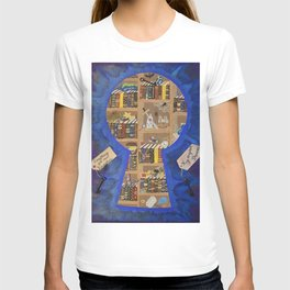 My Dream Library T-shirt