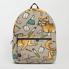 STEM Cats Backpack