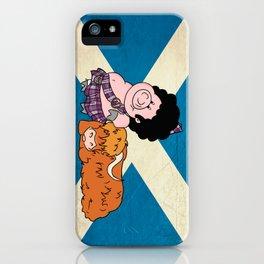The highlander iPhone Case