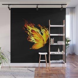 BurnOut Wall Mural