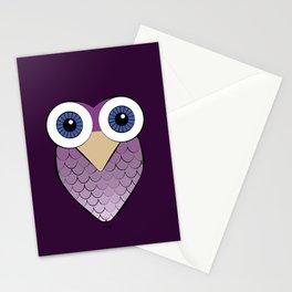 Sofia's Owls Stationery Cards