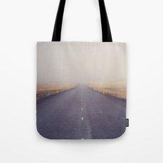 Nowhere Road Tote Bag