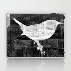 Paper Bird Laptop & iPad Skin
