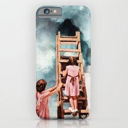 ESCAPE ROUTE iPhone Case