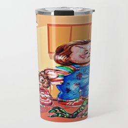 Death Of A Gremblin Travel Mug