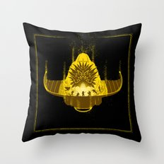 The Epoch Battle Throw Pillow