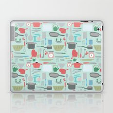 Kitchen Pattern Laptop & iPad Skin