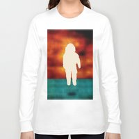 brand new Long Sleeve T-shirts featuring Brand New - Deja Entendu by NEVER AGAIN