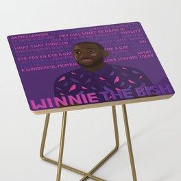 Winston Bishop Side Table