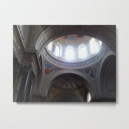 Basilika of Eger, Hungary Metal Print