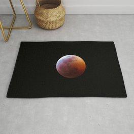 Blood Moon 2019 Rug