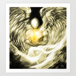 This Little Light of Mine V.2 Art Print