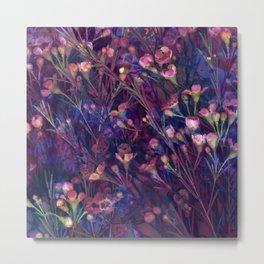 Waxflower Garden Flower Metal Print