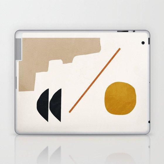 abstract minimal 6 Laptop & iPad Skin