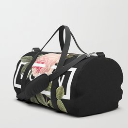 Harry Styles Woman graphic artwork Duffle Bag