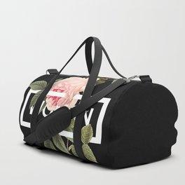 Harry Styles Woman graphic artwork Duffle Bag
