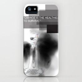 Karl inspirations iPhone Case