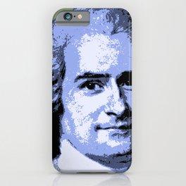 Jean-Jacques Rousseau iPhone Case