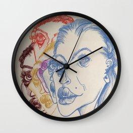 Seven Wall Clock