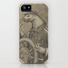 Captain Therion iPhone Case