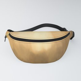Abstract Beige Shades. Like painted on canvas. Fanny Pack