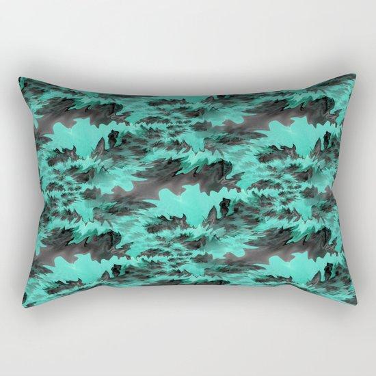 Turbulence... Rectangular Pillow