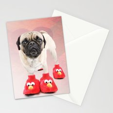 You don't have a pair or two too? Stationery Cards