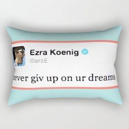 Truisms Rectangular Pillow